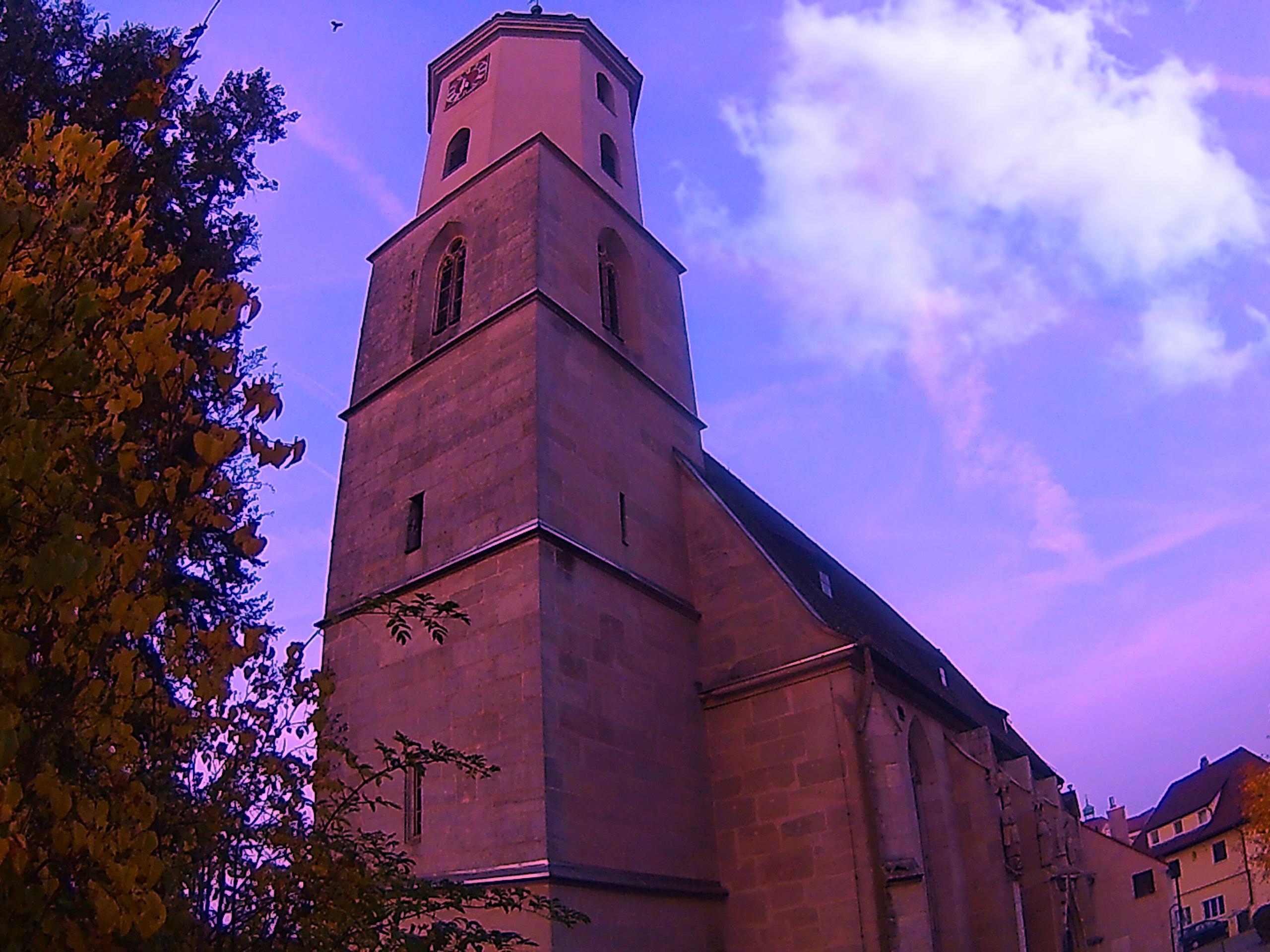 St. Patrick Wolfsgang church
