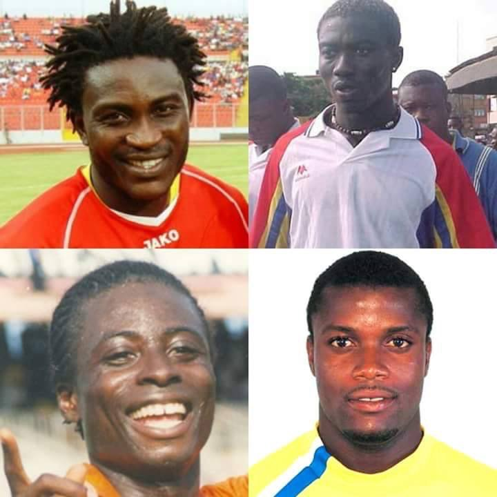 THE GLORIOUS ACCRA HEARTS OF OAKS