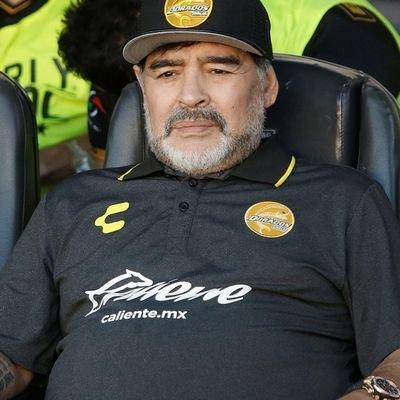 Diego Maradona on Messi