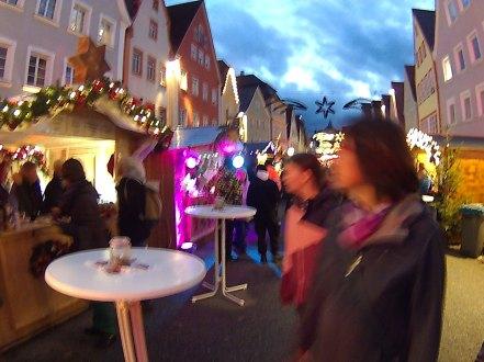 Christmas begins in Ellwangen