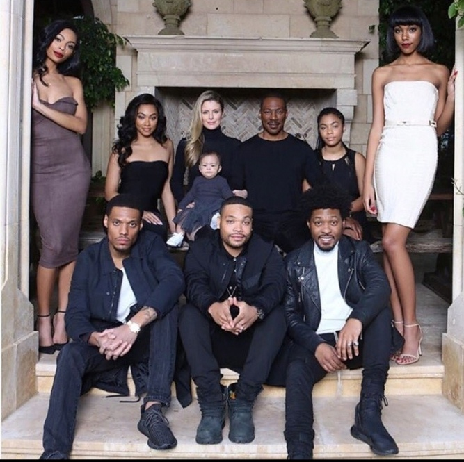 Eddie Murphy welcomed his 10th baby