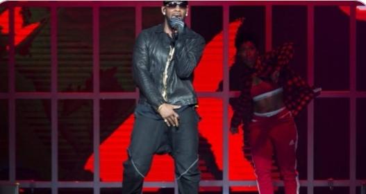 R Kelly, the R&B music icon