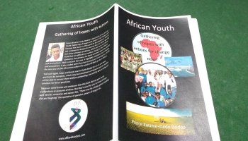 "African youth ""gathering of hopes with Actions"""