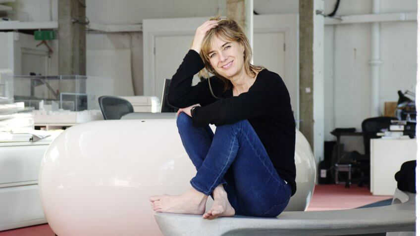 image of Amanda Levete