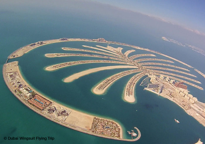 Palm Islands, Dubai.