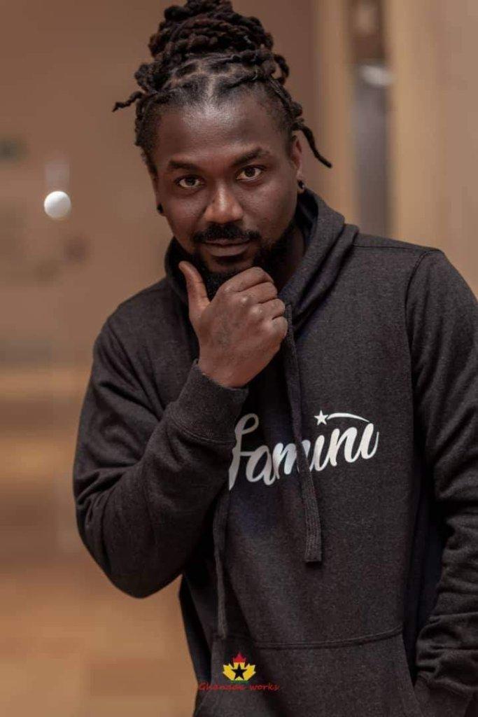 Samini, one of the Ghanaian top Dance Hall artists