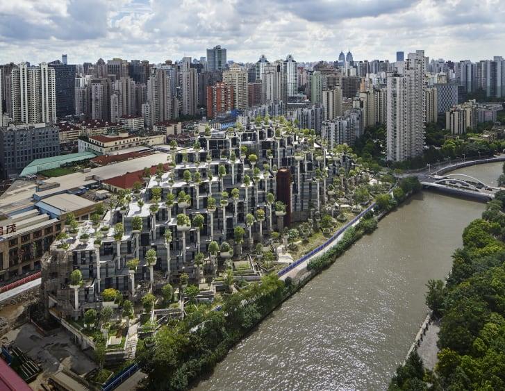 1000 Trees, Shanghai, China