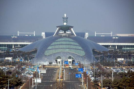 Incheon_International_Airport_Transportation_Center