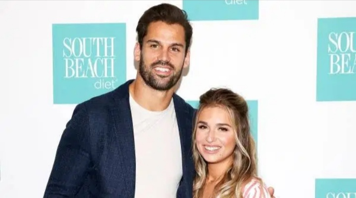 Jessie James Decker and Eric Decker attended book release party for her book 'Just Jessie: My Guide to love life, family, and food' on October 5, 2018 in Nashville, Tennessee