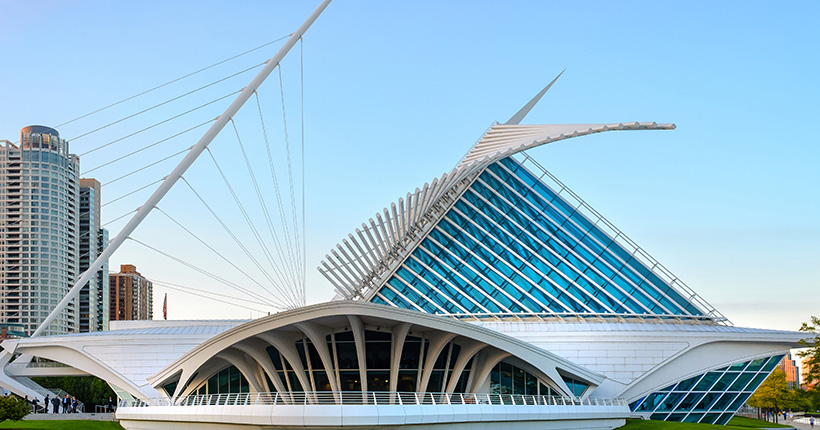 The Quadracci Pavilion/gwebcasters.com