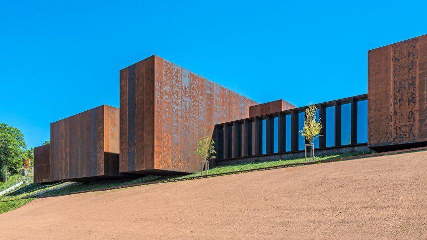 Musée Soulages designed by Carme Pigem