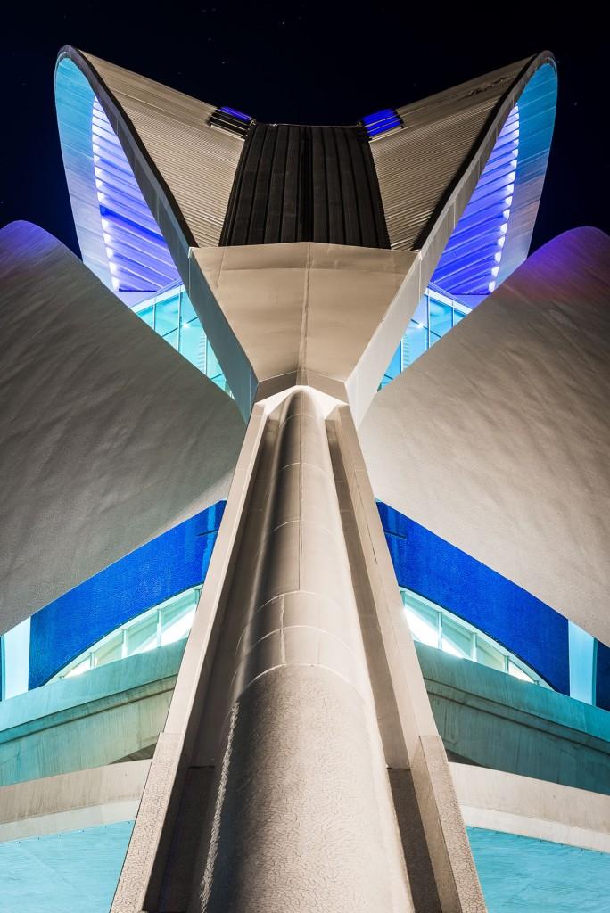 City of Arts and Sciences | Santiago Calatrava/gwebcasters.com