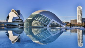 Spain, Valencia City, the city of Arts and Science built by CalatravaPhoto: Calle Montes/Getty Images/gwebcasters.com