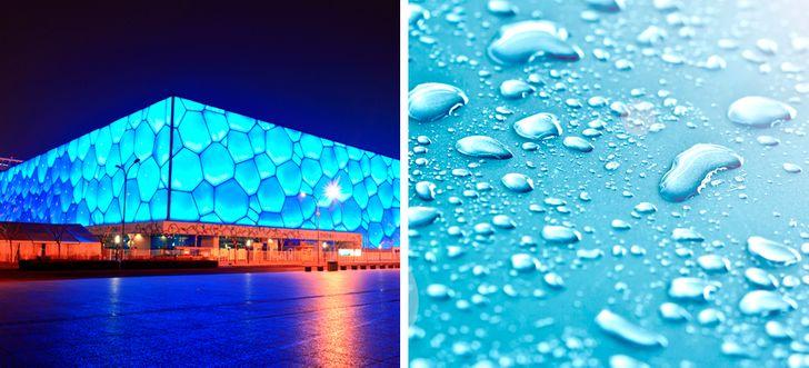 The Beijing National Aquatics Center