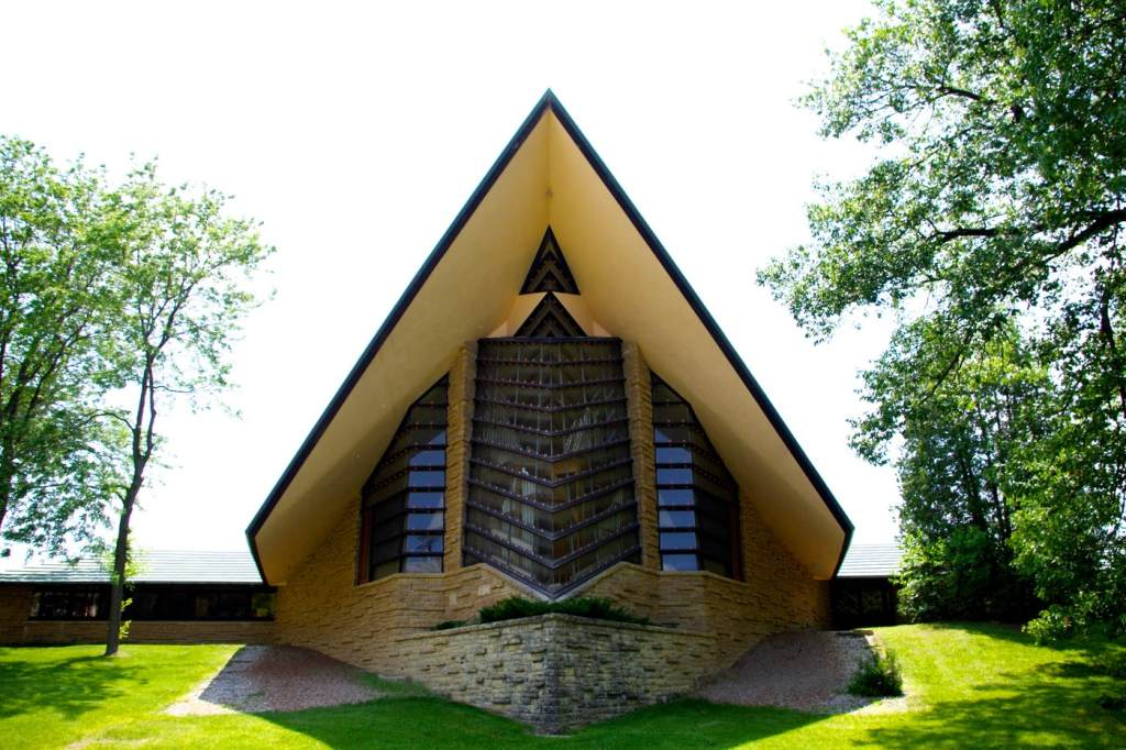 Unitarian Meeting House, Madison, Wisconsin