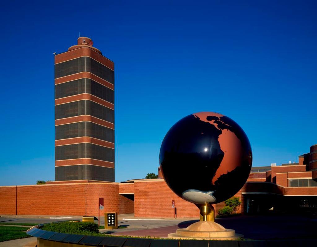 Johnson Wax Headquarters, Racine, Wisconsin