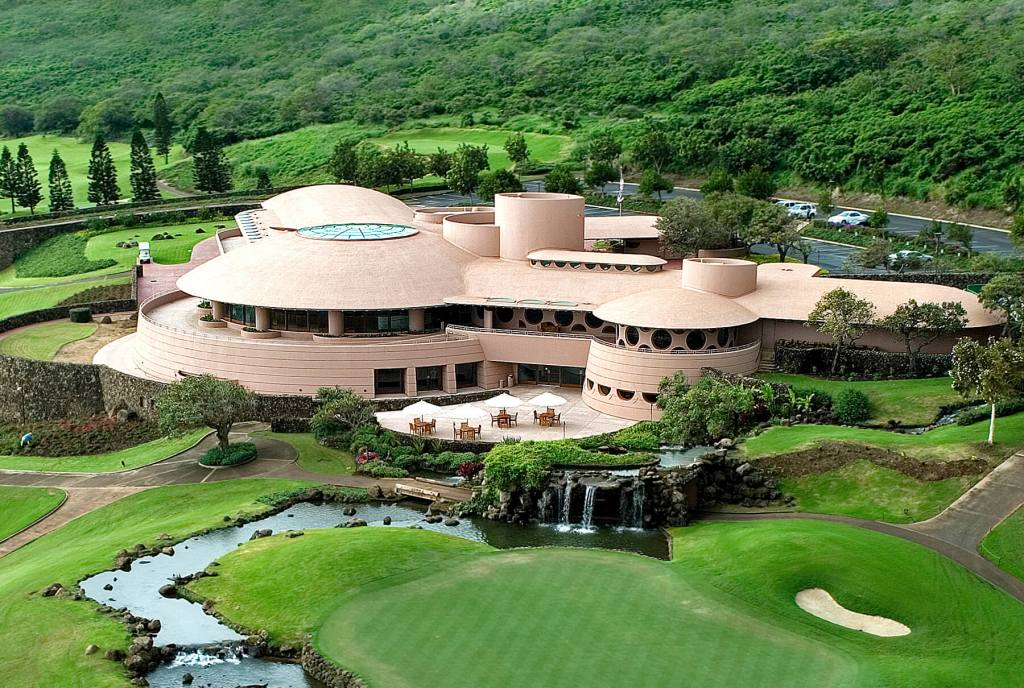 King Kamehameha Golf Course Clubhouse (King Kamehameha Golf Course Clubhouse)