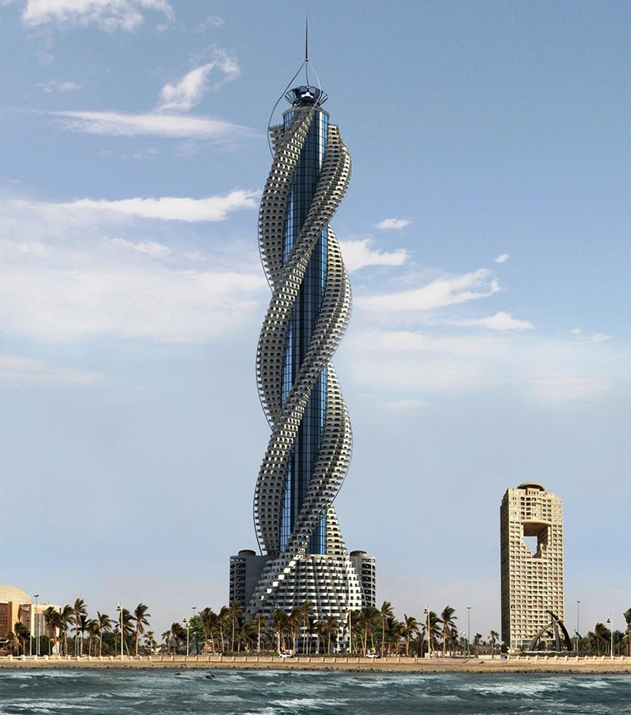 Diamond Tower, Saudi Arabia