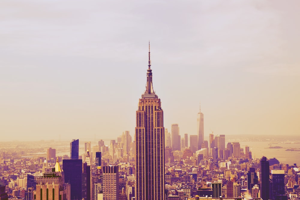 Empire state building_New York
