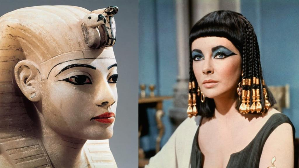 Egyptian cosmetics influenced our beauty rituals