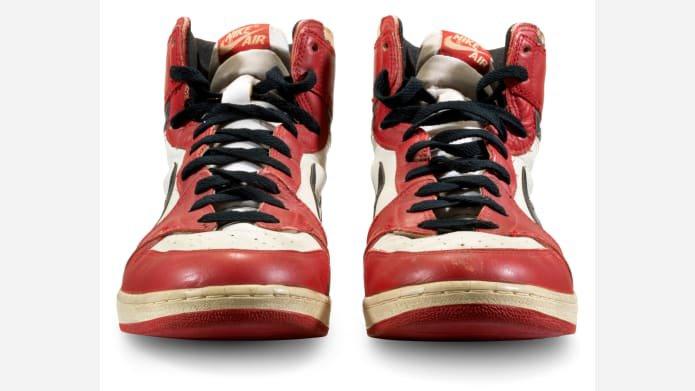 The Jordan Sneaker