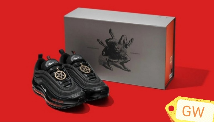 Lil Nas X and MSCHF's Satan Shoes sold out in less than a minute