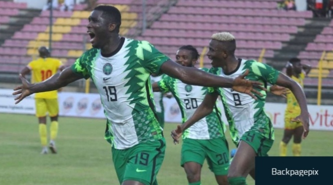 Nigeria's Fifa World rankings indicates how well the Super Green Eagles haved improve the previous months