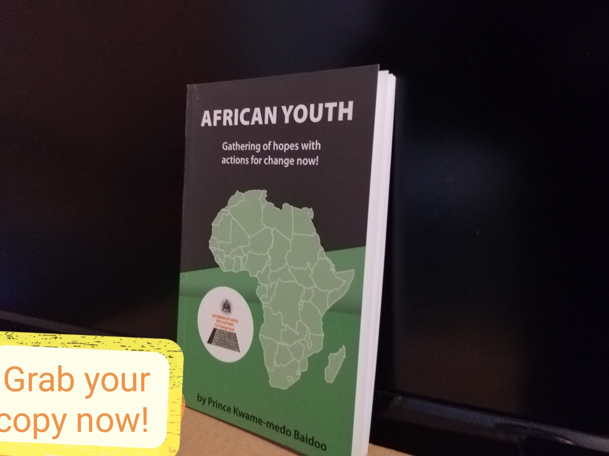 """African Youth """"Gathering of Hopes with Actions"""" for change now!"""